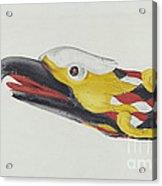 Billet Head: Eagle Acrylic Print