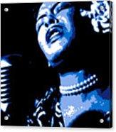 Billie Holiday Acrylic Print