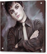 Billie Joe Armstrong Acrylic Print