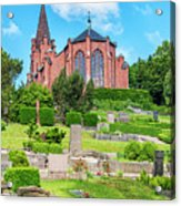 Billinge Church Acrylic Print