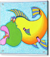 Billy Bass Acrylic Print