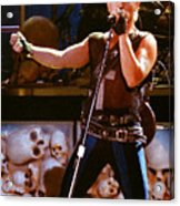 Billy Idol 90-2266 Acrylic Print