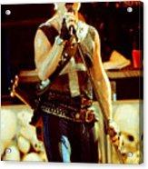 Billy Idol 90-2288 Acrylic Print