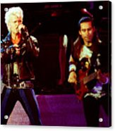 Billy Idol 90-2305 Acrylic Print