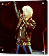 Billy Idol 90-2307 Acrylic Print