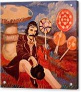 Billy Wonka 2  Acrylic Print