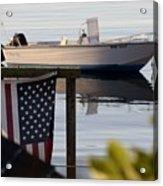 Billy's Boat Acrylic Print