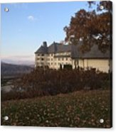 Biltmore Estate, Asheville, Nc Acrylic Print