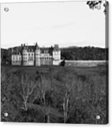 Biltmore Mansion Acrylic Print by Michael Tesar