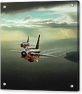 Binbrook Lightnings Acrylic Print