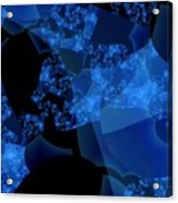 Bioluminescence Acrylic Print