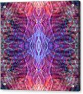 Biomorphic Syntax  Acrylic Print