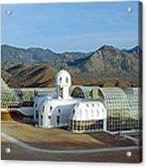 Biosphere 2, Arizona Acrylic Print
