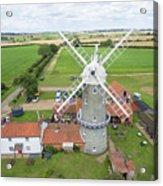Bircham Windmill Acrylic Print