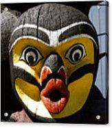 Bird Man Acrylic Print