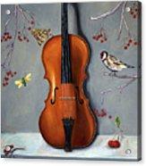 Bird Song Acrylic Print