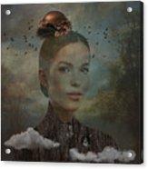 Birder Acrylic Print