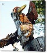 Birdlike Acrylic Print