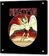 Birdperson Acrylic Print
