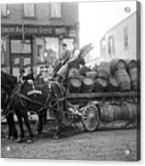 Birk Brothers Brewing Company C. 1895 Acrylic Print