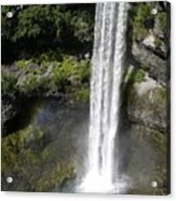 Brandywine Falls - British Columbia Acrylic Print