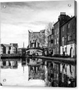 Birmingham Canal Acrylic Print