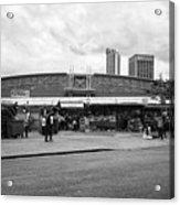 Birmingham Outdoor Market And Rag Market Uk Acrylic Print