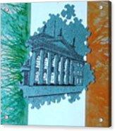 Birth Of A Nation  Acrylic Print