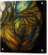 Birth Of Light Acrylic Print