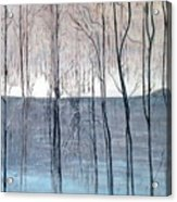 Birth Of The Spring Acrylic Print