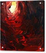 Birth Abstract Art Acrylic Print