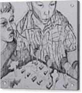 Birthday Boy Acrylic Print