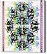 Birthday Card 2 Acrylic Print