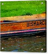 Bismarck Acrylic Print