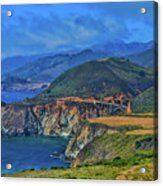 Bixby Bridge 1 Acrylic Print
