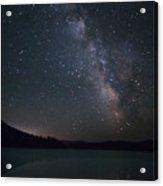 Black Hills Nightlight Acrylic Print