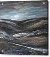Black Hills Acrylic Print
