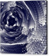 Black Hole #66v22 Acrylic Print