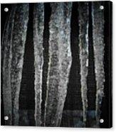 Black Ice Acrylic Print