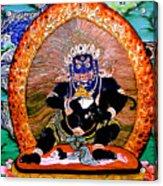 Black Jambhala  5 Acrylic Print