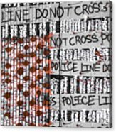 Black Lives Matter Acrylic Print