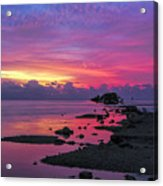 Black Point Acrylic Print