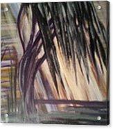 Black Swamp Acrylic Print