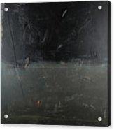 Black Wall Acrylic Print