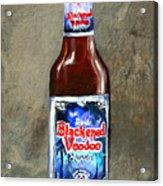 Blackened Voodoo Beer Acrylic Print