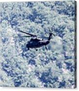 Blackhawk Uh - 60 Acrylic Print