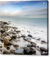 Blackhead From Whitehead Acrylic Print