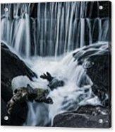 Blackstone Falls Acrylic Print