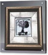 Blacktree Framed Acrylic Print
