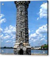 Blackwell Island Lighthouse Acrylic Print